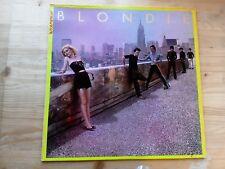 Blondie Auto American Excellent Vinyl LP Record CDL 1290