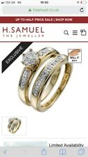 Diamond Perfect Bridal Set Size N