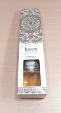 Karma Scents - Vanilla Scented Luxury Reed Diffuser / Fragrance Oil (60ml)