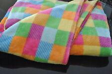 Handmade Fleece Crib/Cradle Nursery Bedding