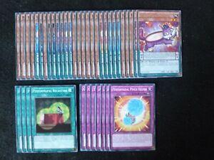 YU-GI-OH 40 CARD PERFORMAPAL DECK  *READY TO PLAY*