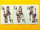 Court Set - C & O Railway Carrier Clubs JQK Single Swap Playing Cards
