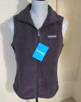 Women's Small Columbia Sawyer Rapids 2.0 Full Zip Fleece Vest