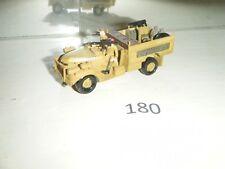 Figuren 1:72  Nr 180 Britischer LKW  Wagen Afrika1942  WWII Revell figura 1:72
