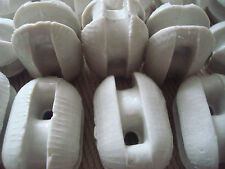 7St. Antenne Keramisch Isolator Keramik Antennenisolator Ceramic Insulator Egg
