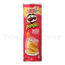 New Pringles Ham & Cheese Flavor Potato Chips 165g 5.8oz