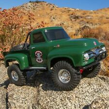 Axial # 03001T2  1/10 SCX10 II 1955 Ford F-100 4WD Truck Brushed RTR, Green MIB