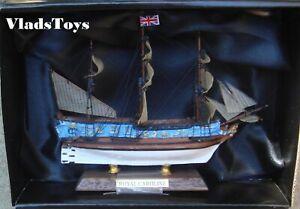 DeAgostini Age of Sail warships HMY Royal Caroline King George III yacht DASS58