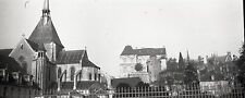Blois . photo . négatif . vers 1900/1910