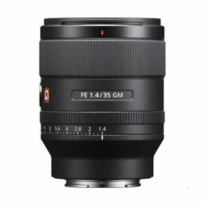 Sony FE 35mm F1.4 GM SEL35F14GM no extra cost BNIB