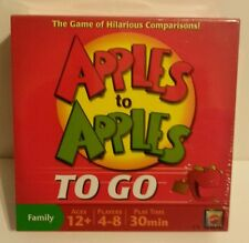 Apples to Apples TO GO Mattel Family Game