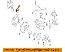 BMW OEM 04-10 X3 Front Brake-Disc Pad Wear Indicator Sensor 34353411756