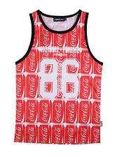 Cola inspired LA 86 Vest [fresh dope streetwear hip-hop hipster basketball]