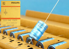 10x  47uF 250V PHILIPS Electrolytic Axial Capacitors