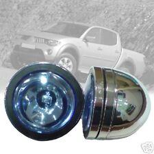 "6 "" chrom Xenon spot-lampen Lichter 4x4 L200 Discovery"