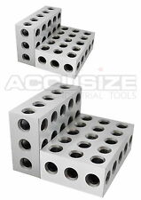 2 Sets (4 Pcs) Precision 2-4-6  Blocks x 0.0001''/ Inch, #EG02-0415x2