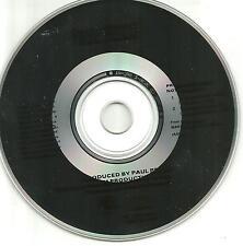 MADONNA Guitarist PAUL PESCO Politics of Love EXTENDED MIX PROMO DJ CD single