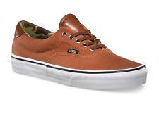 Vans Era 59 C&L Ginger Bread/Camo Men's Classic Skate Shoes Size 8