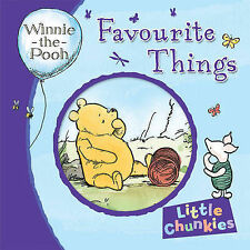 Winnie-the-Pooh Favourite Things (Little Chunkies), Grey, Andrew, New Book