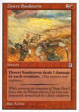 Desert Sand Storm | ex + | Portal: three Kingdoms | Magic mtg