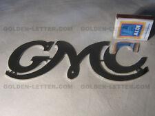 GMC 1912 logo, Metal, new, guaranteed to last a lifetime #qgm