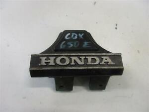 Honda CBX 650 E RC13 Distribuidor de Cables Freno Delant. Tubería
