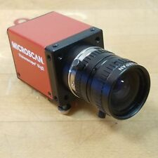 Micoscan 98-000118-01 Type CMG 13 Industrial GigE Camera, 1.3MP Mono - USED