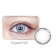 1 Pair Unisex Big Eye Makeup Colour Contact Lenses Beauty Cosmetic Tool Pratique