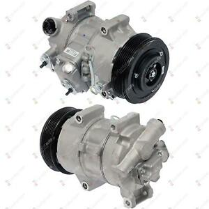 New AC A/C Compressor With Clutch Fits: 2008 - 2013 Scion XB L4 2.4L