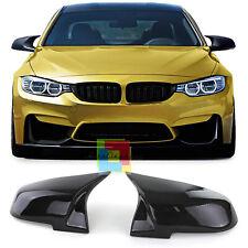 SPECCHI CARBON LOOK BMW 4 F32 F33 F36 SOSTITUTIVI CALOTTE SPECCHIETTI ABS