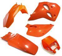 Plastiksatz KTM LC4 ab 94 orange Plastikkit 400 620 EGS Verkleidung