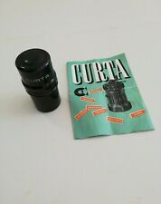 CURTA Calculator Type 1 No. 31860 Cased With Original Instructions