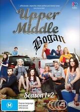 Upper Middle Bogan : Series 1-2 (DVD, 2014, 4-Disc Set)
