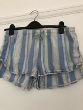 PJ SHORTS COTTON Size 12