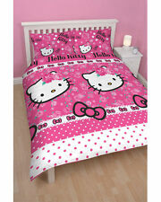 Hello Kitty Cotton Blend Home Bedding for Children