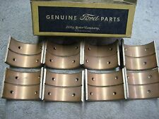 4 Rod Bearings 1939 1940 1941 1942 Ford V-8 90 HP 221 CID 81A-6211-M6 .020 O.S.