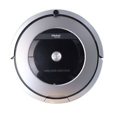 INCOMPLETE iRobot Roomba 860 Vacuum Cleaning Robot / NO Remote - Silver