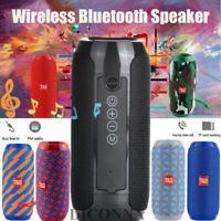 Rechargeable 40W Portable Wireless Bluetooth V4.2 Waterproof Stereo Speaker