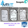 """Seagate 1TB 2TB 3TB 3.5"""" SATA Internal Hard Drive"""