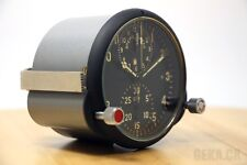 NEW! Russian Soviet USSR Military AirForce Aircraft Cockpit Clock AChS-1 + BOX!