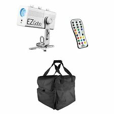 Chauvet DJ EZGobo Battery-Powered LED Projector with IRC Remote + Transport Case