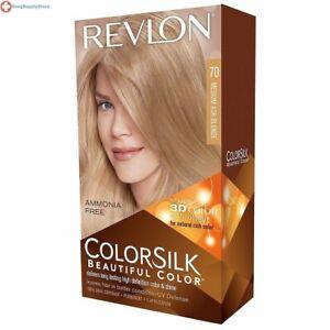 Revlon Colorsilk Hair Coloring (Medium Ash Blonde)