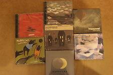 Happysad - KOMPLET 7 CD'S - POLISH RELEASE NEW SEALED