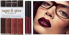 Laura Geller Sugar & Spice Lip Treat Color Drenched Lip Gloss -Cranberry- New