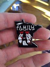 Minnesota State Grateful Dead Family Hat Pin Dancing Bears Saint Paul Dab 710