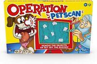 Hasbro Juego Operación Mascota Scan Mascotas Versión Clásico Buzz Juego de Mesa