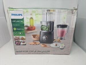 Philips Viva Multifunctional Food Processor HR7510 Used Once VGC Some Parts New
