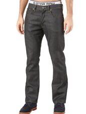 G Star 3301 Boot Cut Jeans in Raw Brooklyn Denim Size W33/L30 BNWT Made in ITALY