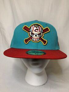 Hat Club - Columbus Veleros (Clippers) Copa On-Field New Era Hat 7 1/4