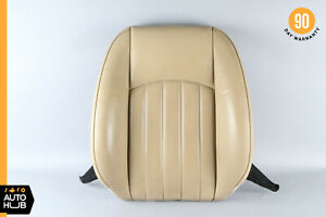 2006 Mercedes W219 CLS500 Front Left or Right Top Upper Seat Cushion Tan OEM